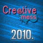 Najčitaniji postovi na Creative Mess blogu u 2010.